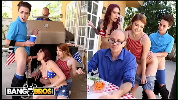 Threesome With Monique Alexander, Adria Rae & Juan El Caballo Loco