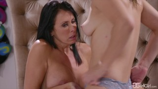 Step mom xxx video – Almost Getting Caught With My Stepmom